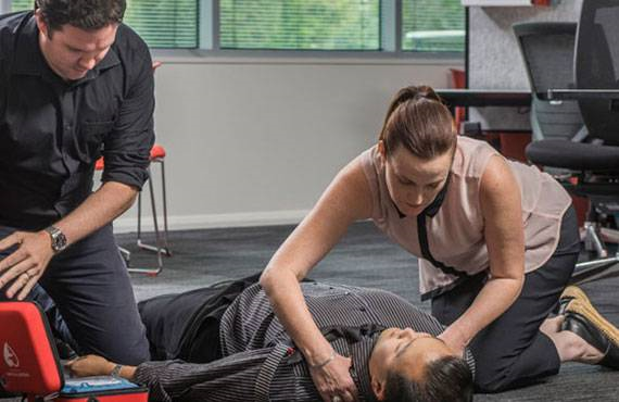 Apply First Aid Course With HLTAID004