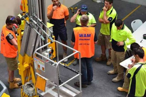 EWP Yellow Card Training Sydney